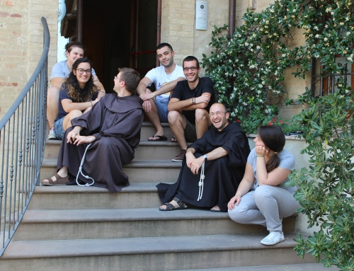 """""""Monteripido"""", nella Casa francescana i percorsi di senso diventano globali"""