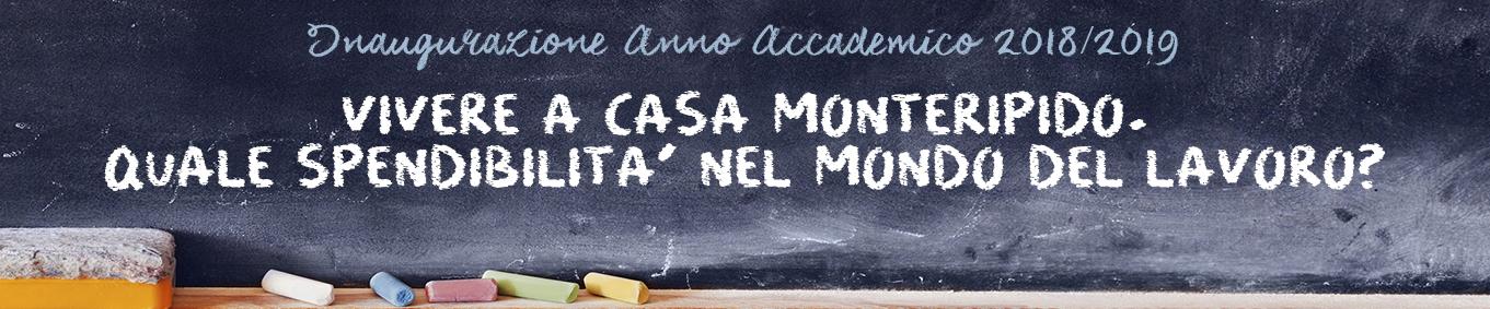 Inaugurazione Anno Accademico 2018/2019