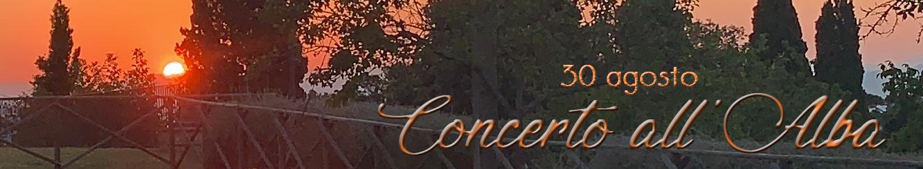 Concerto all'alba
